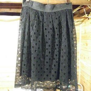 Honey & Lace skirt